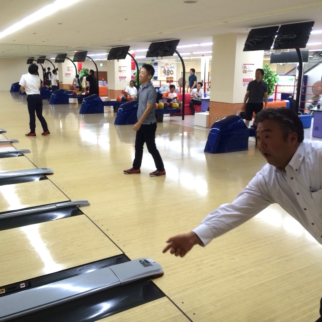 2017年8月例会及び納涼会・ゴルフ大会・ボーリング大会3