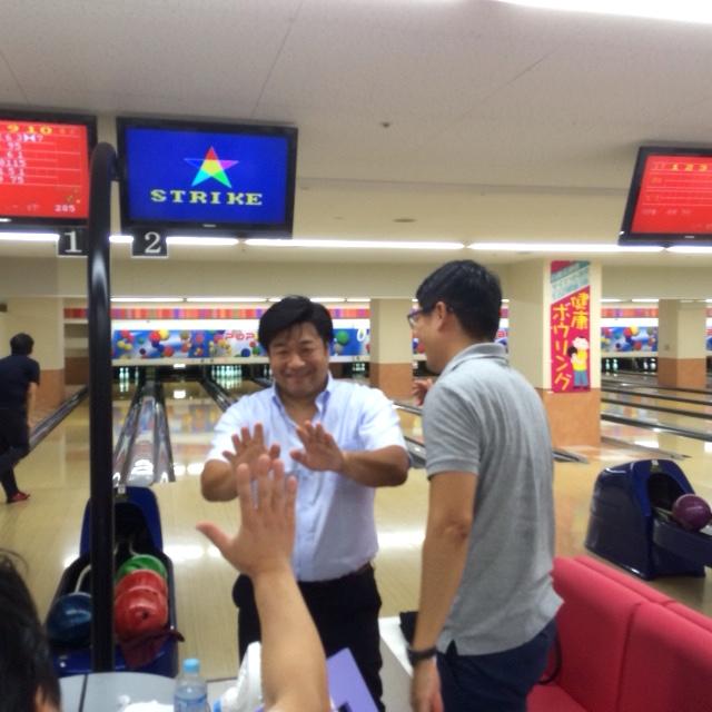 2017年8月例会及び納涼会・ゴルフ大会・ボーリング大会5