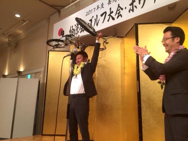 2017年8月例会及び納涼会・ゴルフ大会・ボーリング大会10