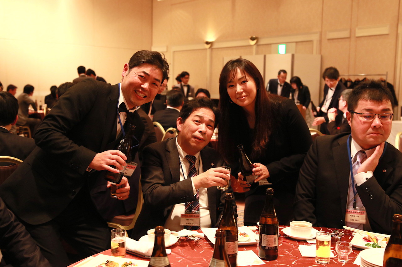 青年部平成28年度 新年祝賀会5