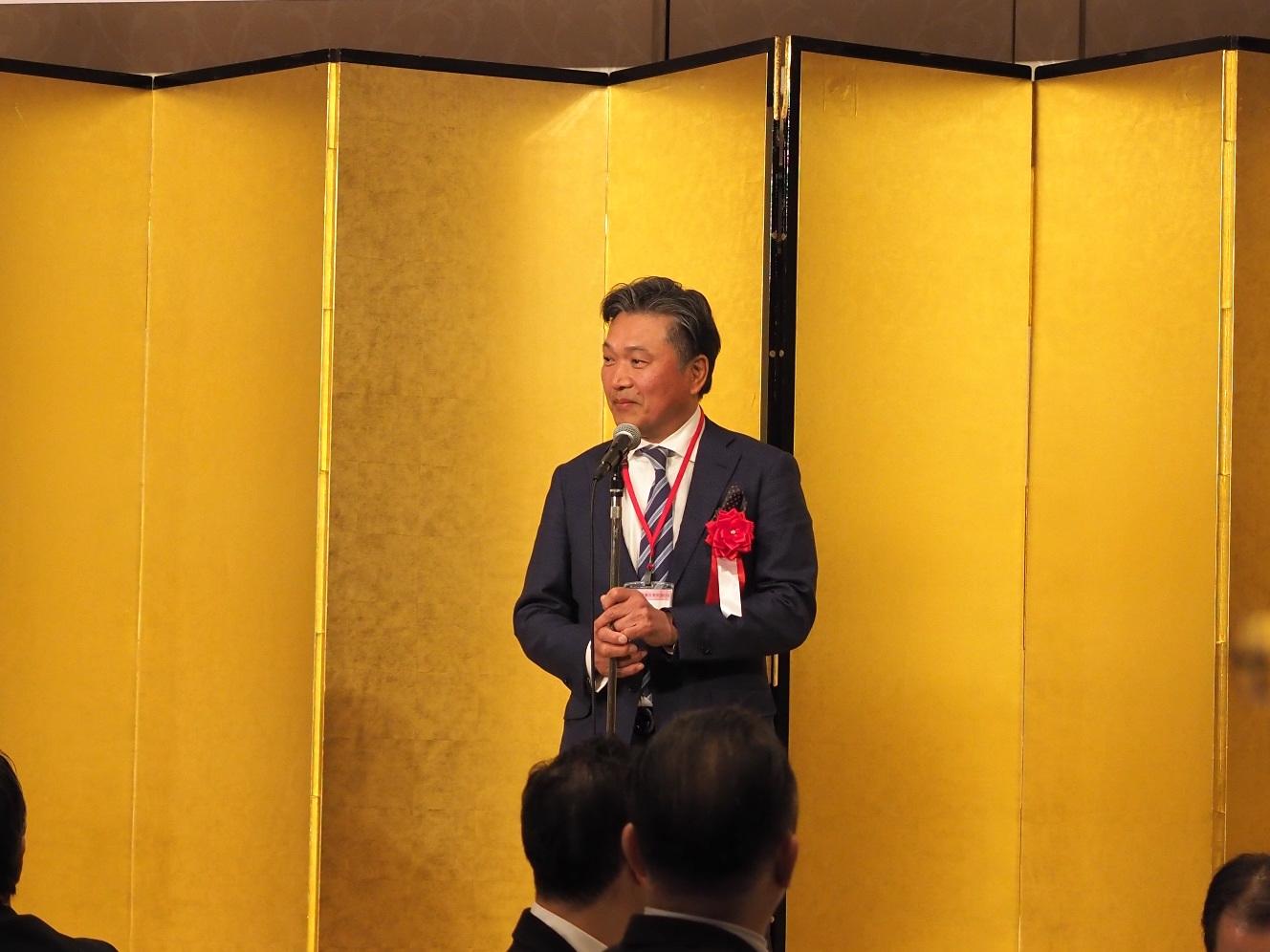 平成29年度 長岡商工会青年部 臨時総会・新年祝賀会8